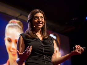 Toward tech that can understand how we're feeling: Rana el Kaliouby speaks at TEDWomen 2015