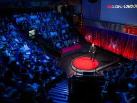 Soaring imaginations, harsh realities: A recap of TEDGlobal>London