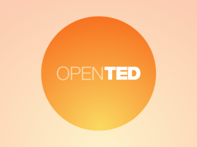 Do you have an idea worth spreading? Share it on video through OpenTED