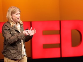 Announcing our 2016 TED Prize winner: Satellite archaeologist Sarah Parcak