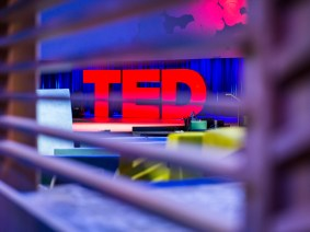 "Introducing ""TED Talks: The Official TED Guide to Public Speaking"""