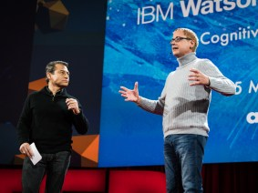 IBM Watson offers $5 million prize for an AI X Prize presented by TED