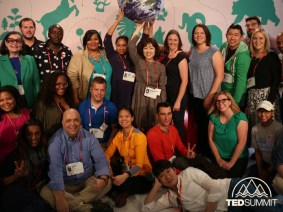 """We are going to make things happen"": Notes from a TED-Ed Innovative Educator"