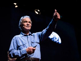 Conservation through poetry: Ian McCallum speaks at TEDWomen 2016