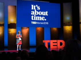 It's about my time: The talks of Session 1 of TEDWomen 2016