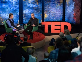 """Humanity can rise to the challenge"": Yuval Harari in conversation at TED Dialogues"