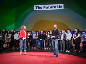 The future us: The talks of Session 11 of TED2017