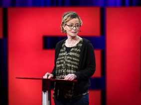 12 things I know for sure: Anne Lamott speaks at TED2017