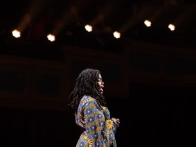 A glimpse of a bold new future: Notes from Session 2 of TEDWomen 2017: Design