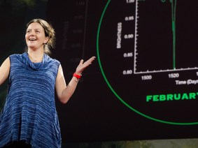 New clues about the most mysterious star in the universe, and more news from TED speakers