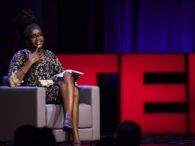 Nnedi Okorafor pens a new Black Panther  comic series, and more updates from TED speakers