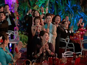 'Crazy Rich Asians' shows that diversity onscreen is a win for everyone