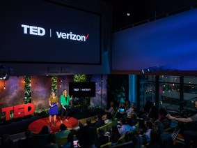 Humanizing our future: A night of talks from TED and Verizon