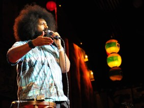 Reggie Watts' virtual reality dance party and more TED news