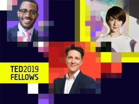 Meet the 2019 TED Fellows and Senior Fellows
