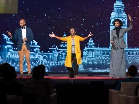"""One with each other"": Notes from Session 1 of TED2019 Fellows talks"