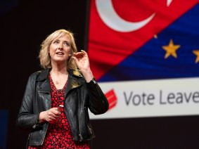 Social media is a threat to democracy: Carole Cadwalladr speaks at TED2019