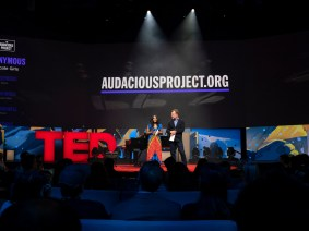 Audacity: 8 big, bold ideas for global change unveiled in Session 4 of TED2019