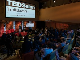 Trailblazers: A night of talks in partnership with The Macallan