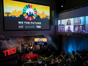 We the Future 2019: Talks from TED, the Skoll Foundation and the United Nations Foundation