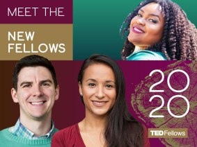 Meet the 2020 class of TED Fellows and Senior Fellows