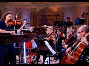 """At TED Countdown Summit and COP26: Vivaldi's """"The Four Seasons,"""" re-scored for a changing climate"""