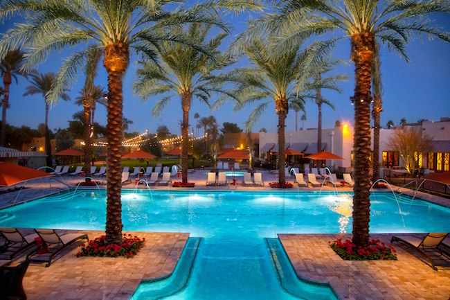 Wigwam Resort AZ Pool Packages