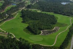 Pine Lakes Golf Round
