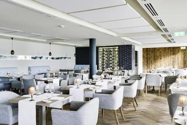 Portmarock Golf Packages Restaurant