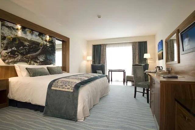 Portmarock Golf Packages - Rooms