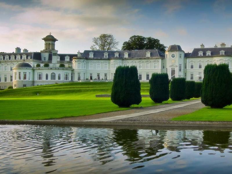 The K Club Ireland Golf Package