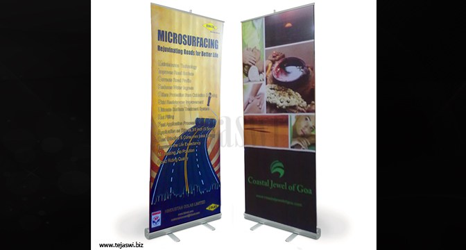 Points to consider before purchasing a banner stand with graphic