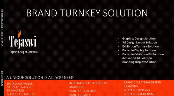 Brand Turnkey Solution