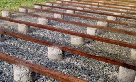 Les Étapes De Construction D'Une Terrasse Bois - Blog Tekabois