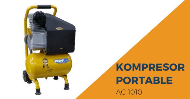 Kompresor Portabel/ Kompresor untuk mengecat