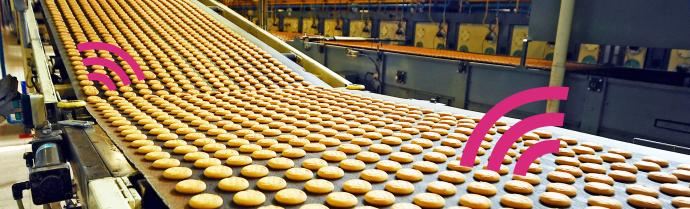 Cake manufacturing facility