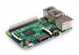 Image of Raspberry Pi 3 Model B