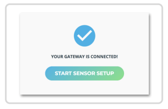 gateway connected page