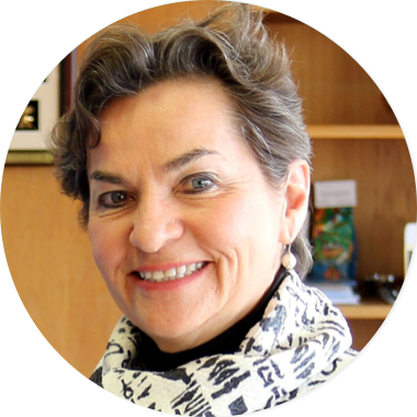 Christiana Figueres - Temboo's Women Leaders in Environment