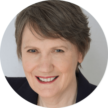 Helen Clark - Temboo's Women Leaders in Environment