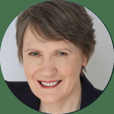 Helen Clark - Temboo's Women Leaders in Environment