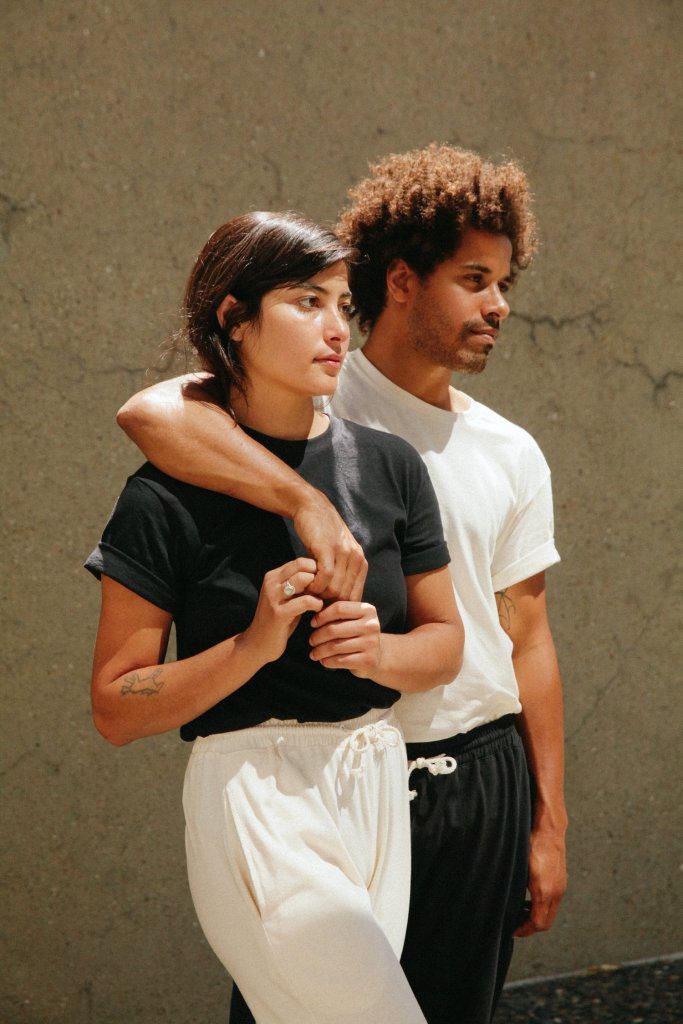 Sustainable clothing from Harvest & Mill