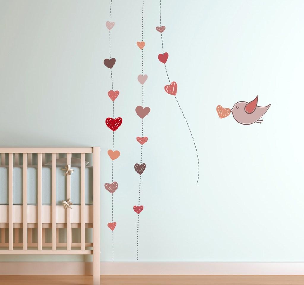 decorar con amor hijos