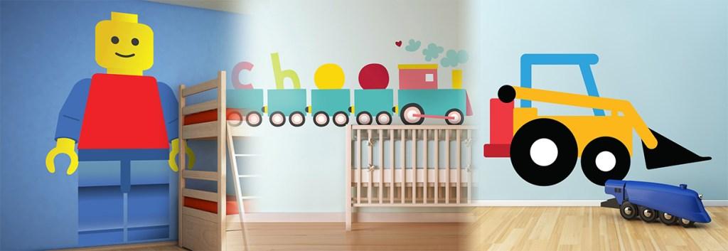 habitacion de bebe juguetes