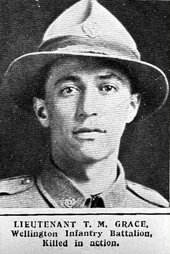 Portrait, Auckland Weekly News 1915