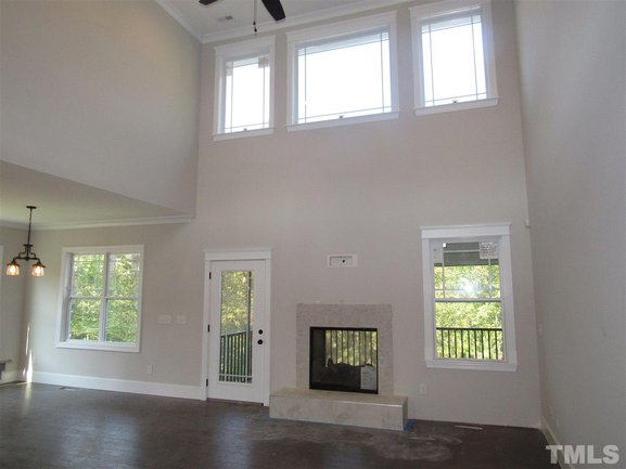 two-story greatroom