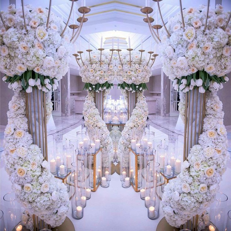 High Table Decorations Wedding