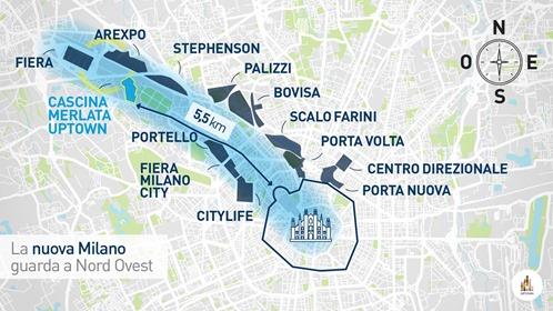 Uptown: la nuova Milano guarda a Nord Ovest