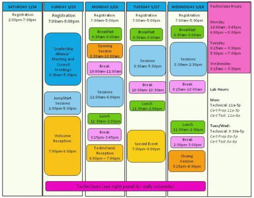 IBM Connected 2015 schedule