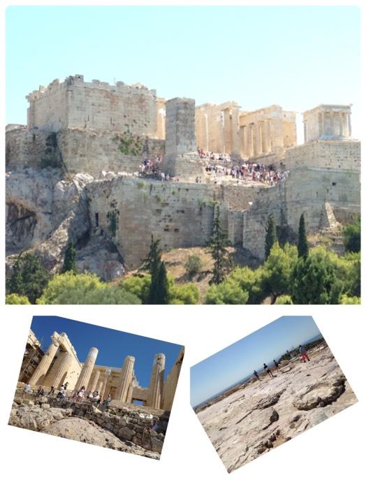 古代ギリシャはこんなもの作ったの⁉ ー アクロポリス ー